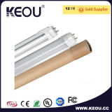 Ce/RoHS 상업 실내 Aluminum&Plastic T8 1200mm LED 관 빛