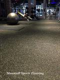 2018 горячая продажа резинового валика/ Intelock гимнастический клуб пола для использования внутри помещений