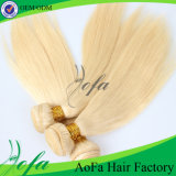 Estensione brasiliana dei capelli umani dei capelli del Virgin di Remy di stile di modo