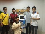 S1100 기계적인 호흡 터보 통풍기 기계