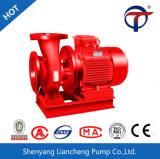 Pompe centrifuge à plusieurs étages verticale de lutte contre l'incendie de servocommande