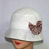 Bonnet de fantaisie Lady Solar Fan