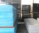 Scheda su ordinazione della gomma piuma del PVC di alta qualità della superficie dura, strato rigido della gomma piuma di poliuretano di 6mm