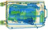 Scanner van de Bagage van de Röntgenstraal van de Mening van de Producten van de veiligheid de Dubbele - Volgzame FDA & Ce