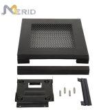 Estampación metálica personalizada Caja electrónica de componentes del equipo