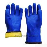 30см длинной втулки гладкая отделка ПВХ Маслостойкий перчатки