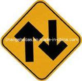 Знак с отражательным листом