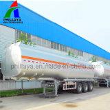 3 EIXOS 45000litros de combustível tipo pescoço de cisne Petroleiro semi reboque