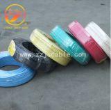 Faisceau plat de Cu de fil de construction de PVC de BVVB 450/750