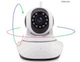 屋内PTZ PIR Onvif無線WiFiネットワークカメラ