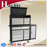 Powder nero Coating Steel Tool Cabinet con Drawers da vendere