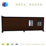 プレハブの鋼鉄容器によっては組立て式に作られる40FTの贅沢の別荘の家が家へ帰る