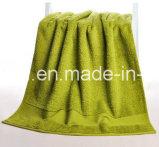 在庫が付いている昇進のホーム/Hotelの綿のバスローブの浴室タオル