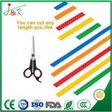 Bloque de construcción de la cinta de silicona Multicolor construir juguetes (reutilizables adhesivo 3M)