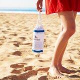 OEM van de Baai van het dok de Bronnen schuren de Vrije Handdoek van het Strand van het Suède Microfiber Sneldrogende
