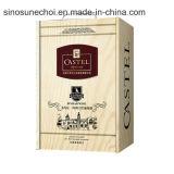 Boîte en bois de haute qualité pour l'huile essentielle