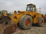 使用された猫966eの車輪のローダー、販売のための使用されたローダーの幼虫966e