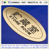 (600*1200mm) Double feuille de couleur d'ABS avec l'adhésif élevé pour la gravure de laser