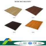 Высокое качество деревянные ПВХ настенной панели ламинированные панели для управления подвесным потолком DC-254