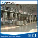 Máquina erval de extração solvente energy-saving eficiente elevada do tanque do preço de fábrica do ró