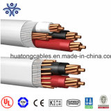 Certificado UL y 600V de la serie 8000 de aleación de aluminio tipo 6-6-6 Se Cable Cable Cable Seu Ser