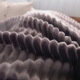 多Sherpaのベルベルのウールの羊毛毛布
