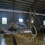 Prodotto esterno del coniglio gonfiabile gonfiabile del prodotto