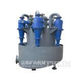 Mineral Hydrocyclone Separator for Dewatering and Concentrating