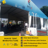 Low Price High quality Security CHECK Tents for 2018 Brics Event