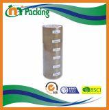 試供品の高品質BOPPの付着力のパッキングテープ