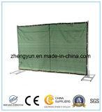 Гальванизированное звено цепи загородки ограждая панель загородки металла цен