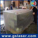 Дисплей GS1612 Двойной головки блока цилиндров CO2 лазерной гравировки и резки машины