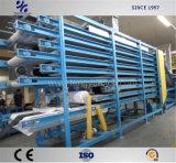 Folha de borracha de protecção do ambiente de Batch-off máquina de refrigeração