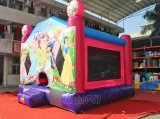 inflatable Jumper Castle Chb723ピンクの王女