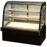 Vertikaler Kuchen-Schaukasten-Bildschirmanzeige-Kühler