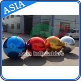 Inflatable Branding Decoration Mirror Balloon em estoque para Auto Show