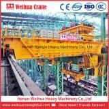 Weihua Fertigung passte den 320 Tonnen-Laufkran für Gießerei an