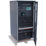 invertitore ibrido a tre fasi di energia solare 30kw con il regolatore solare incorporato