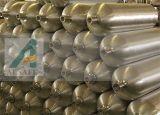 Alsafe 2lr au réservoir de distribution de CO2 de machine de la bière 50lr en aluminium