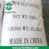 Gluconato sódico al 98% de Grado de la industria Mín.