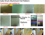 Masonit met Gold Foil Paper voor Salmon en Other Marine Fish Boards met SGS (b&c-K067)