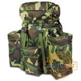 Saco do exército militar retardador de chama e impermeável para mochila de caça táctico