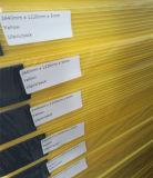 Безопасного использования пакета 5мм синего цвета РР полый лист