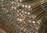貿易保証の製品は前に管の円形の明白な熱いすくい電流を通された鋼管に電流を通した