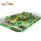 Equipamento barato do campo de jogos da casa do jogo de crianças com o En1176 para a venda