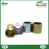 Puntale idraulico ad alta pressione del tubo flessibile con il campione libero 00210