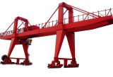 미사일구조물 Crane 또는 Rail Mounted Gantry Crane/Double Beam Hanger Gantry Crane