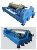 Dekantiergefäß-Zentrifuge-Maschine der Serien-Lw250 industrielle, die in Liaoyang Hongji verkauft