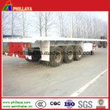 3 de Container die van de as 48FT de Semi Aanhangwagen van het Skelet Vervoer