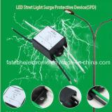 Pararrayos pendientes de la oleada de la luz de calle de la UL 10kA LED